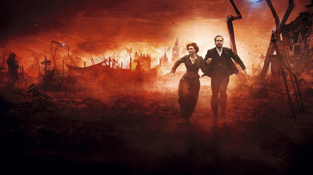 Foto: Imagen promocional de 'La guerra de los mundos'. (Movistar ).