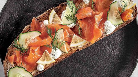 Prepara en tu casa tartines, una delicia de la 'cuisine' francesa