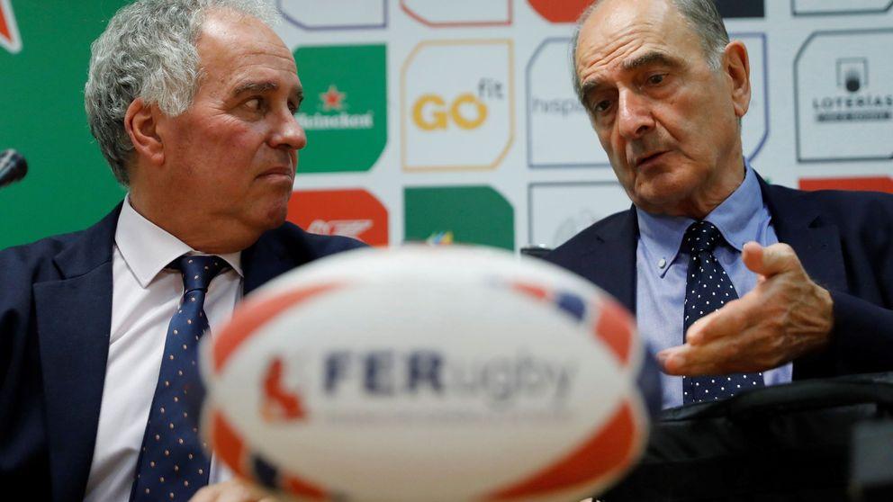El rugby español o cuando el vicepresidente manda callar al presidente
