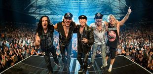 Post de Matthias Jabs, guitarrista de Scorpions: