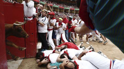 Así se prepara Pamplona para los encierros de San Fermín