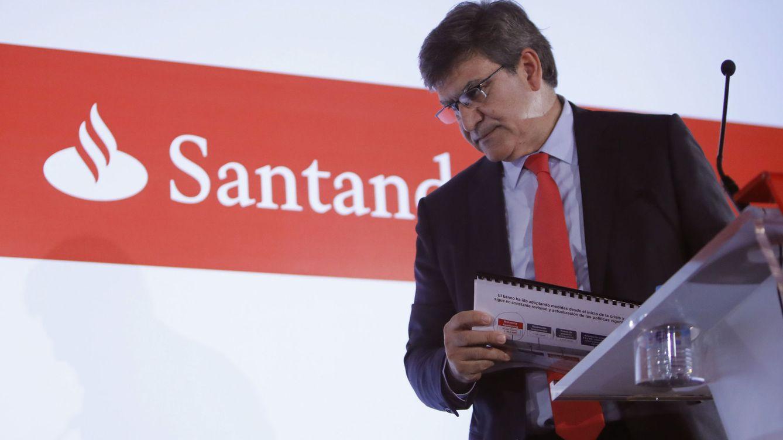 Santander no ve una necesidad perentoria de fusiones bancarias en España