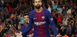 Post de Los planes 'secretos' del Barcelona y la renovación de Piqué