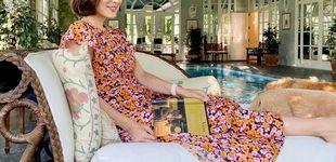 Post de Tamara Falcó, 'marquesa' madrina con un look rebajado más royal que nunca