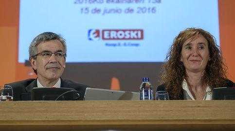 Lar se queda con 22 supermercados de Eroski por 48 millones de euros
