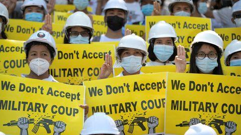 Los militares de Myanmar ignoran cuánto ha cambiado su país