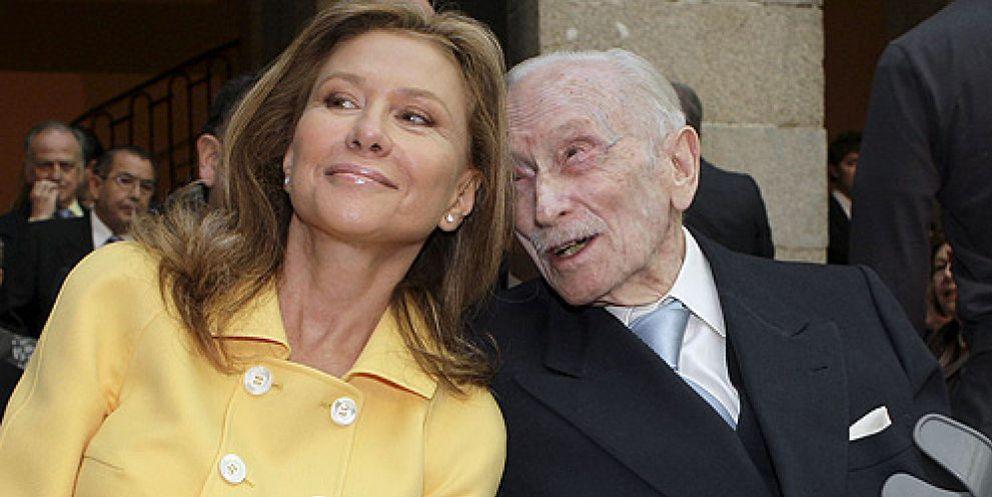 Alicia Koplowitz ficha al expresidente de Goldman Sachs en España