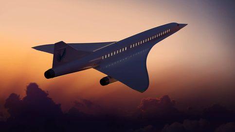 Overture: el hijo del Concorde que podrás coger por 5.000 euros