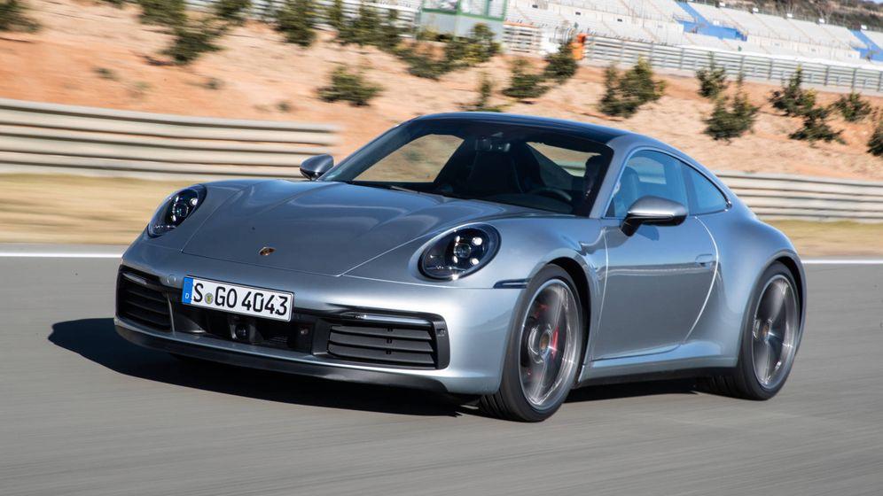 Foto: Nuevo Porsche 911, la leyenda continúa