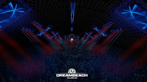 La Dreams Tent del Dreambeach estará inspirada en la catedral de Notre Dame