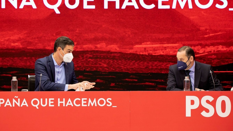 Sánchez aplica el rodillo a todo el PSOE de Madrid y pone un cortafuegos en Moncloa