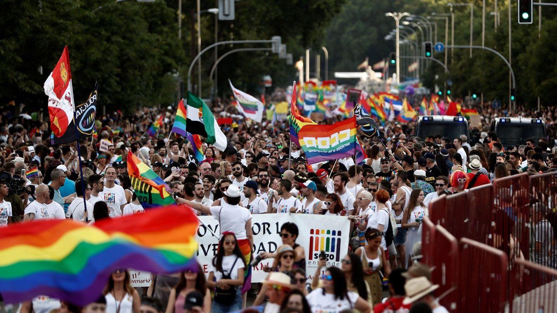 Foto: Manifestación orgullo 2019