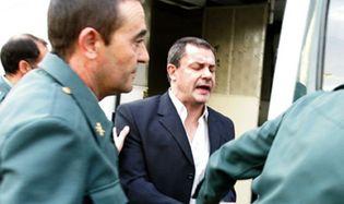 Foto: Tony King, condenado a 36 años de cárcel por la muerte de Sonia Carabantes