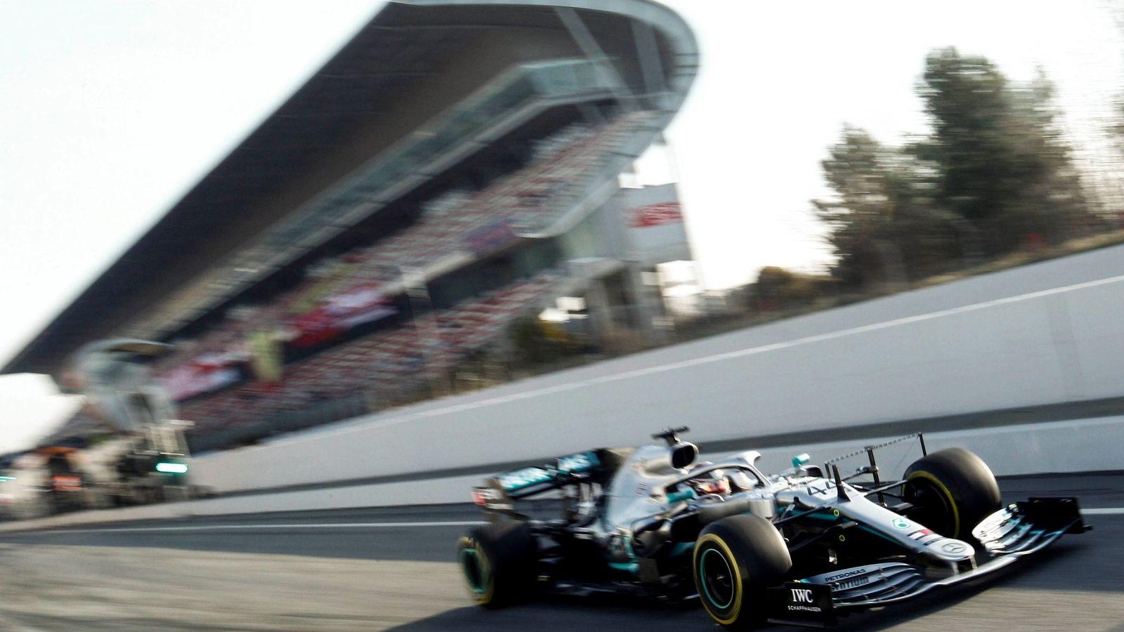 Foto: En 2020 se cumplirán 30 años de la llegada de la F1 a Montmeló. (EFE)