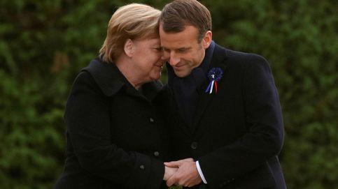 ¿Y si es Macron el nuevo Merkel? A vueltas con el eje franco-alemán