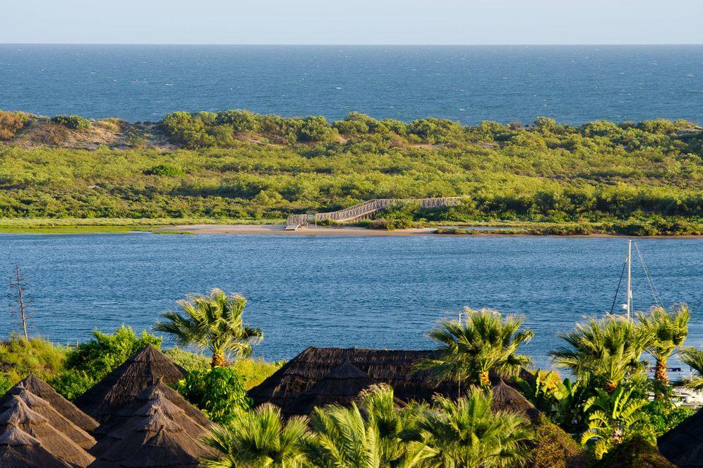 Foto: El Rompido tiene paisajes como este. (Foto: Cortesía Hotel Fuerte)