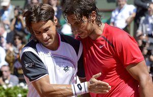 España, reina del tenis: Nadal lidera la ATP y Ferrer ya es tercero del mundo