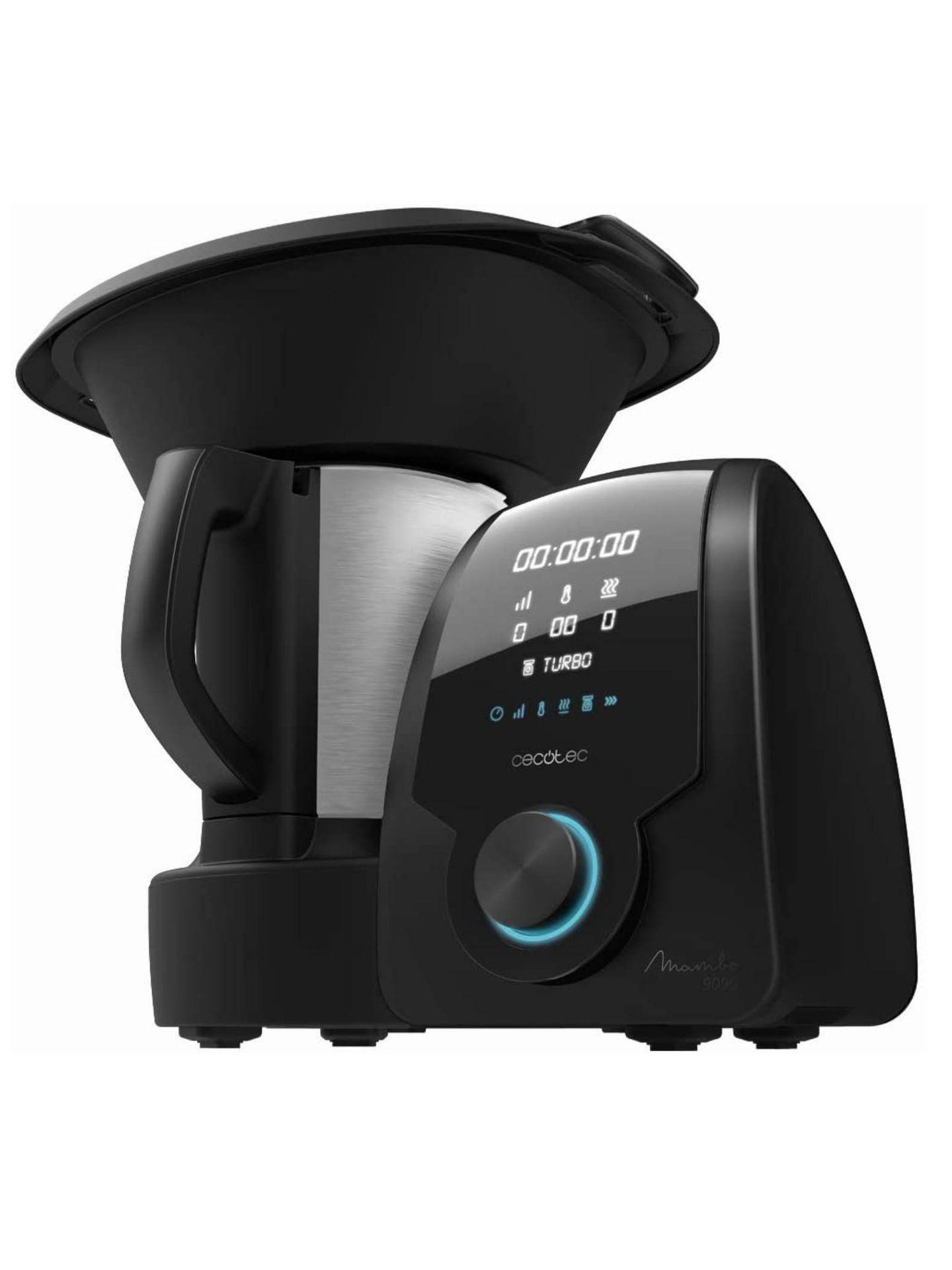 Robot de cocina Cecotec (Amazon)