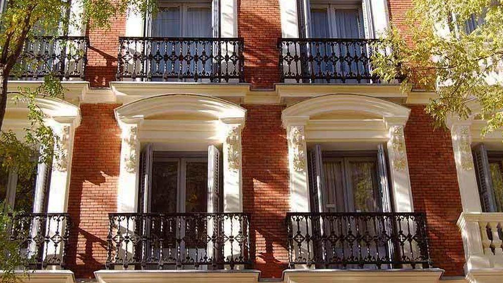 InverSeguros saca al mercado el botín inmobiliario de Madrid