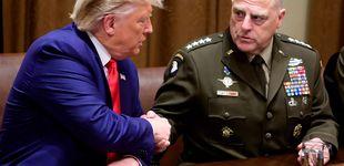 Post de Desengaño militar de Trump: los generales no son los 'John Wayne' que esperaba