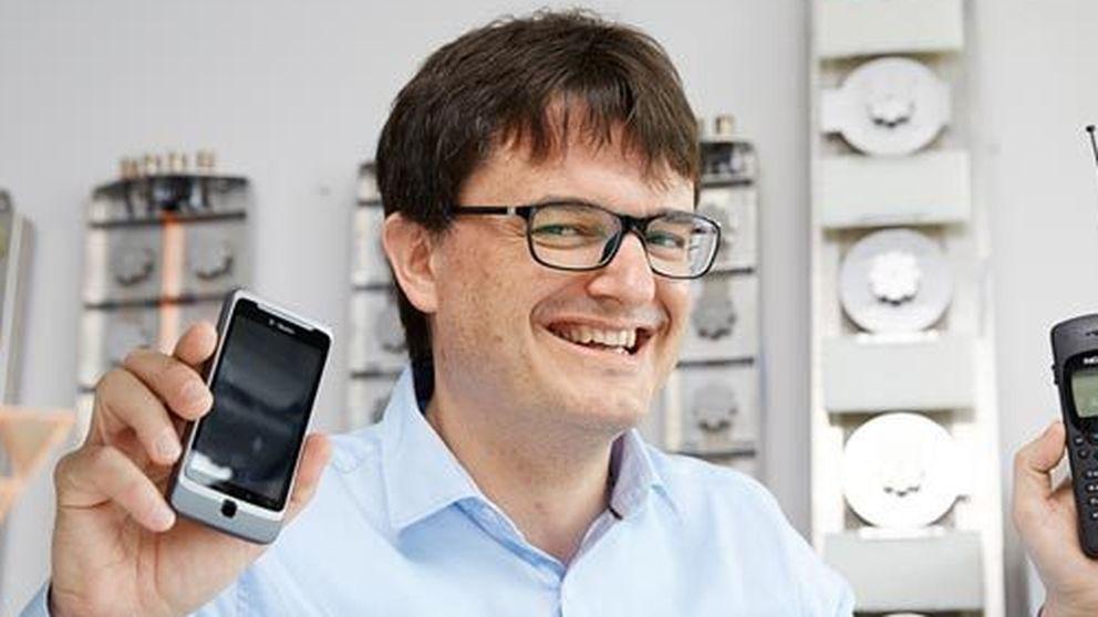 El español Carles Puente, nominado a mejor inventor europeo 2014