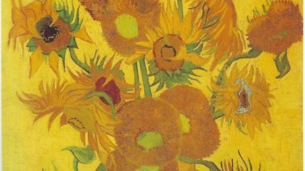 Los girasoles marchitos y otros hallazgos en el cuadro de Van Gogh