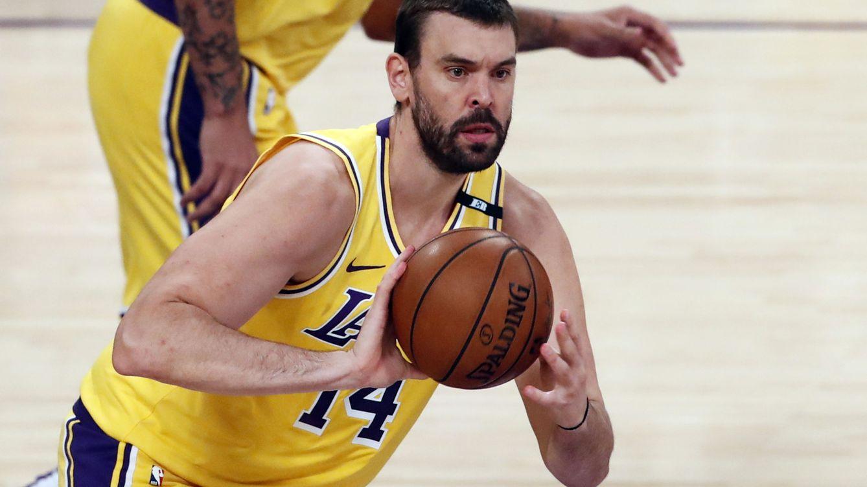 Del desastre de los Lakers a su peor año en la NBA: el futuro de Marc Gasol es una incógnita
