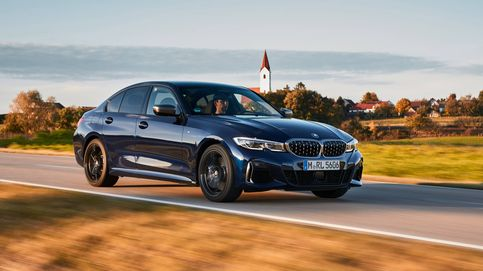 El escueto consumo del BMW M340D, un coche diésel (que es lo que más vende)