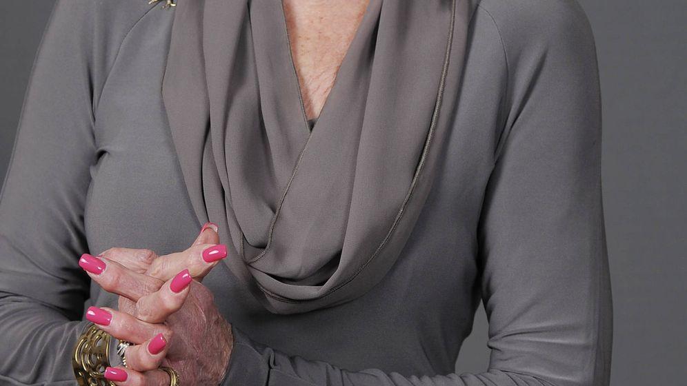 Foto:  Tippi Hedren, una leyenda de Hollywood. (Gtres)