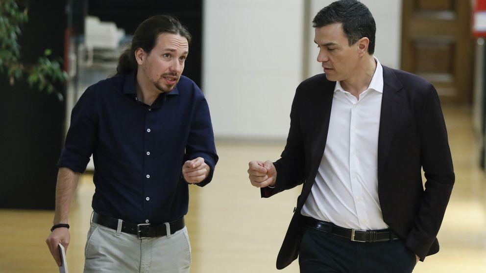 Sánchez se distancia Podemos: Ganó el ala dura de Iglesias y Monedero