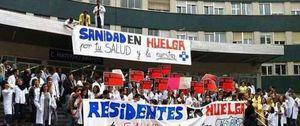 Los 'daños colaterales' de la huelga de médicos en Asturias