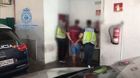 Detienen a dos personas por estrangular y quemar a un indigente en Gran Canaria