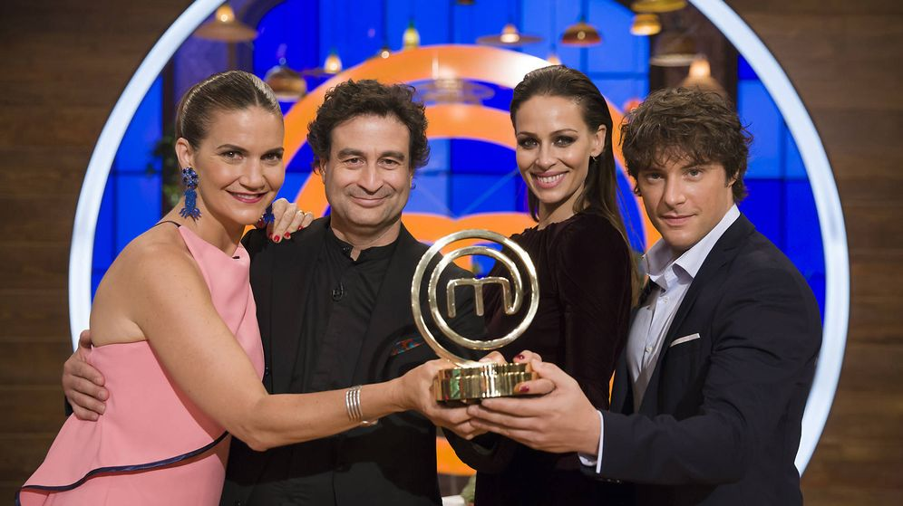 Foto: Llega la gran final de 'MasterChef Celebrity 2'. (TVE)