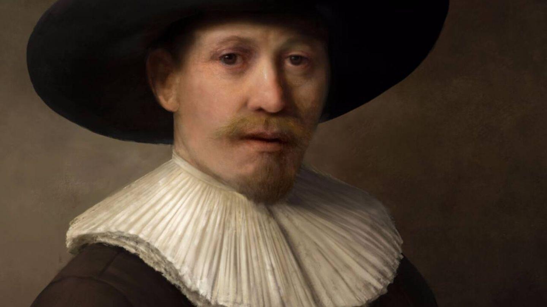 The next Rembrandt. (Microsoft)