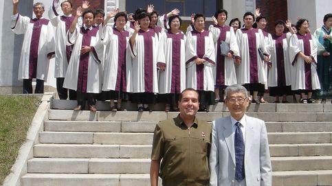 Cao de Benós , el Julio Iglesias de Corea del Norte