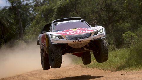 Carlos Sainz, o qué se necesita para ganar el Dakar (sin tener que llevar pañales)