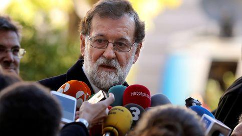 Rajoy subraya en Cataluña que la solución a tanto despropósito ya ha empezado