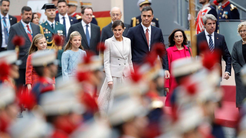 12-O   Robles critica los abucheos a Sánchez: Los que isultan no tienen cabida en España
