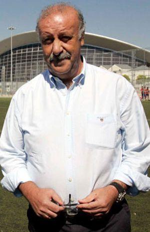 """Del Bosque: """"Soy un privilegiado"""""""