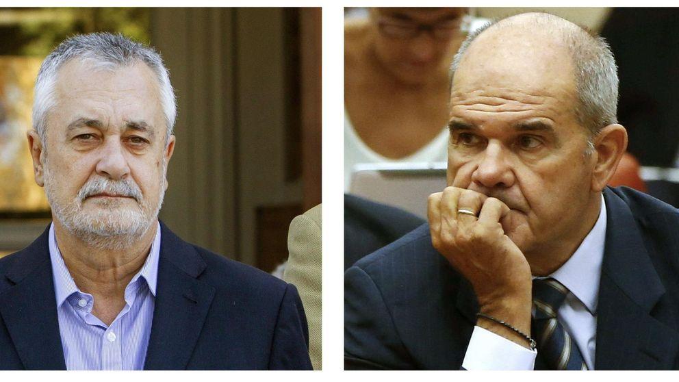 El PP quiere hacerse con el control de la acusación contra Chaves y Griñán