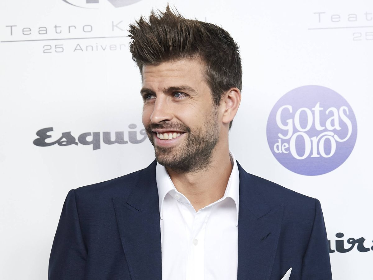 Foto:  Gerard Piqué. (Getty)