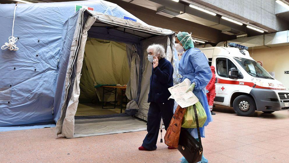 Italia registra su cifra más baja de fallecidos desde el 19 de marzo