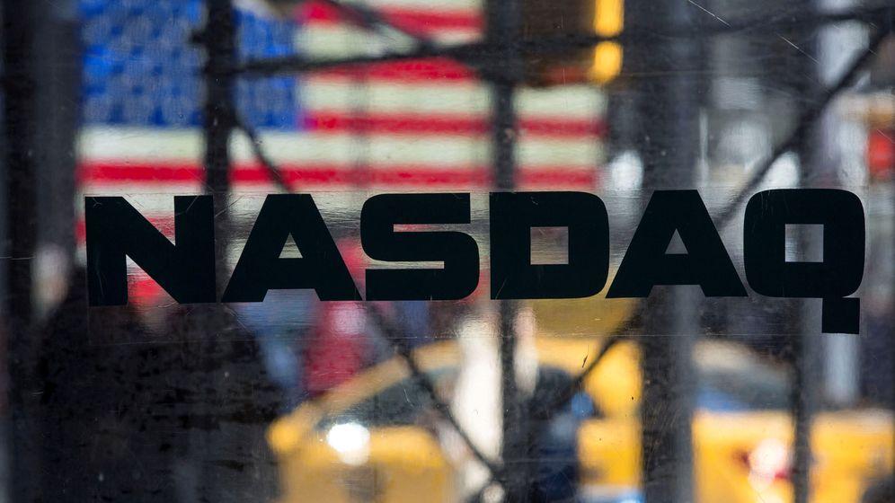 Foto: El 'logo' del Nasdaq. (Reuters)