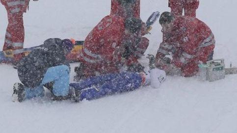 El saltador de esquí Lukas Müller podría quedar paralítico tras una grave caída