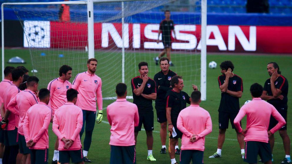 La primera 'cholina' en meses: el Atlético perderá, pero como quiera Simeone