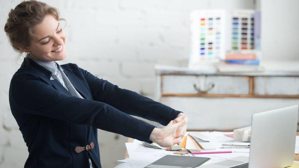 Cómo adelgazar seguro si en tu trabajo estás todo el día sentado
