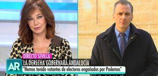Post de Ana Rosa Quintana se la devuelve a Vox tras acusarla de