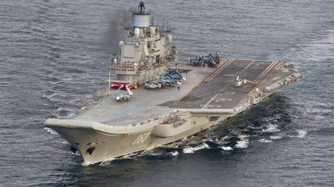 Los portaaviones y buques de guerra más temibles del planeta