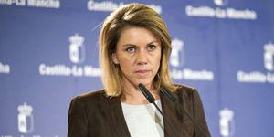 Cospedal desvela en Castilla-La Mancha el próximo plan de choque de Rajoy