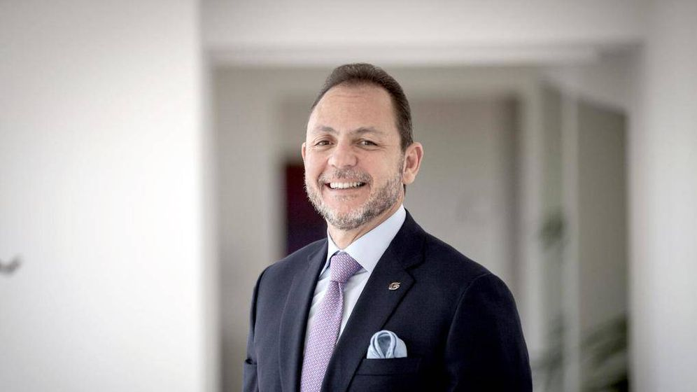 Foto: Raúl Gorrín Belisario, presidente del canal televisivo Globovisión.
